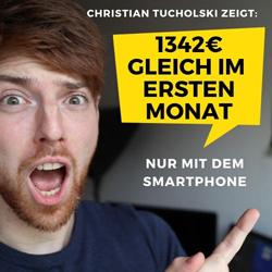 Smartphone Cash Formel von Christian Tucholski - Direktkauf