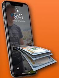 Die Smartphone Cash Machine von Gunnar Kessler aus Nauen